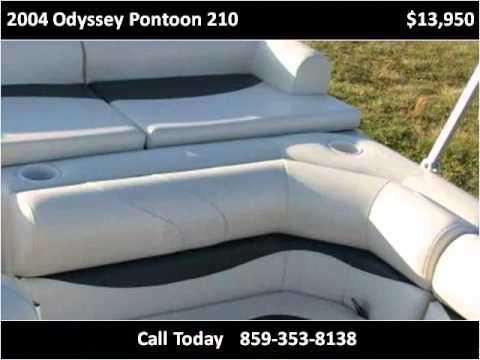 2004 Odyssey Pontoon 210 Used Cars Berea KY
