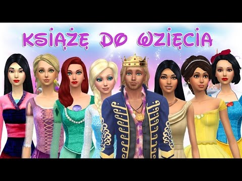 """The Sims 4. ♛ Książę do Wzięcia ♛ (Odc.2) """"Jej miłość to muzyka"""""""