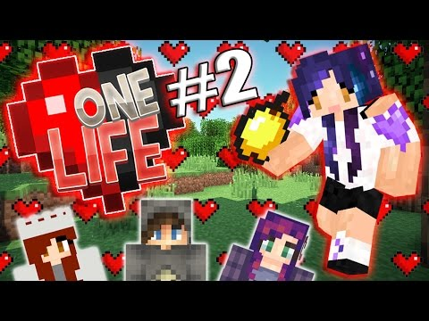 Finding The Village & Scared Exploring - One Life Ep.2 (UHC & SMP Combined)