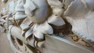 Woodcarving: High-relief Carving , Garden Theme (long Version)