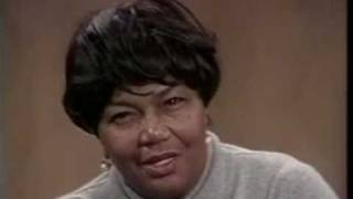 Pearl Bailey for Gerald Ford in the 1976 Election