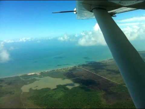 Leaving Belize