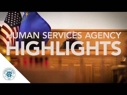 Human Services Agency Highlights