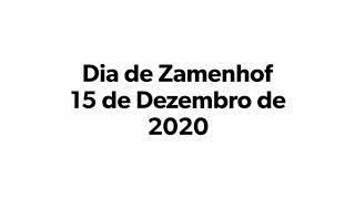 Dia DE ZAMENHOF – 15 de Dezembro de 2020