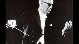 Anton Bruckner - Symphony no. 9 conducted by Jochum. 2. Scherzo. Bewegt, lebhaft - Trio. Schnell