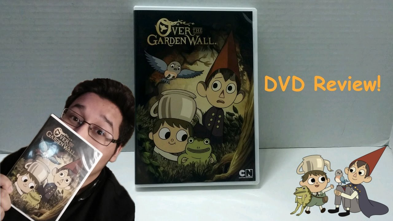 Over The Garden Wall DVD Review! - Jay Toonz - YouTube
