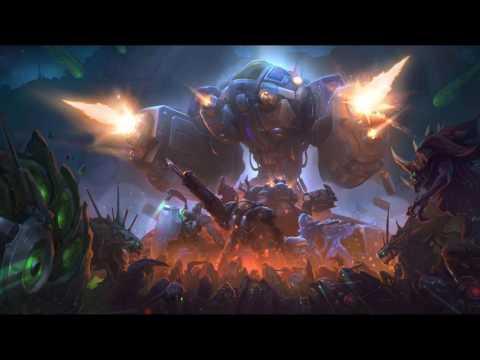 Heroes of the Storm: Machines of War - Terran 1