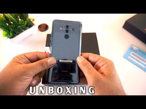 Huawei Mate 10 Pro Unboxing !!! LUSH Design !!! [Urdu/Hindi]