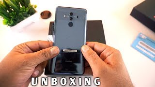 Huawei Mate 10 Pro Unboxing !!! LUSH Design !!! [Urdu/Hindi]