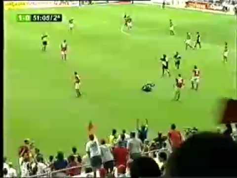 HQ Real Murcia 1 - 0 Levante (Gol Acciari) Ascenso 1 de Junio 2003 HQ