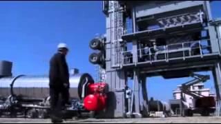 видео Асфальто-бетонный завод