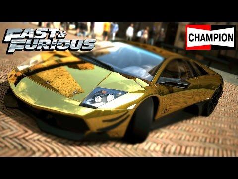 KSI Lamborghini ft P Money Remix Fast 8 Trailer Champion