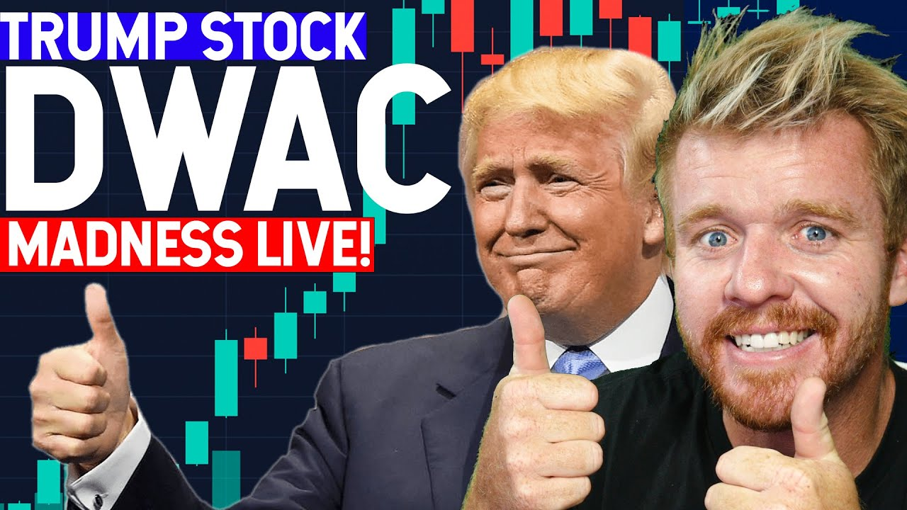 Trump-Backed DWAC Stock Recovers 3% after Yesterday's 11 ...