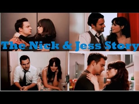The Nick and Jess Story from New Girl
