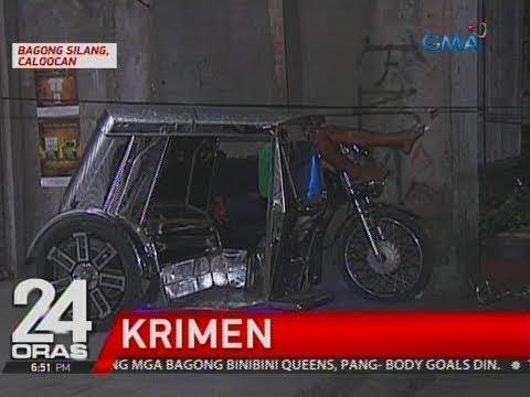 24 Oras: Lalaking dati na raw na-tokhang at nakulong, patay nang barilin sa ulo