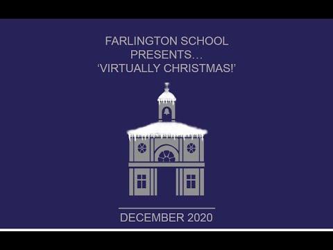 Farlington School's 'Virtually Christmas!' 2020