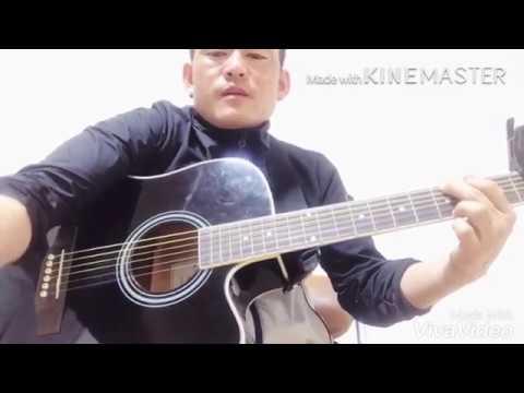 Ilamai sahar chiyabari ramro.......  cover song( Santosh Bihani)