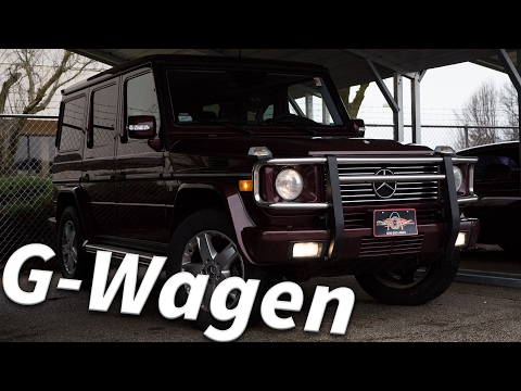 The best boxy car || 2005 Mercedes-Benz G500 Grand Edition || Full Tour [4k]