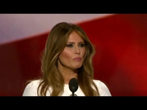Trump Campaign Releases Statement On Melania's Speech