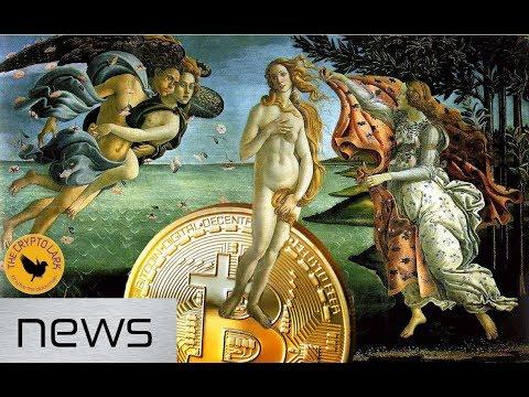 Bitcoin & Cryptocurrency News - Bitcoin Milestone, VC Bullish on Crypto, and Fine Art