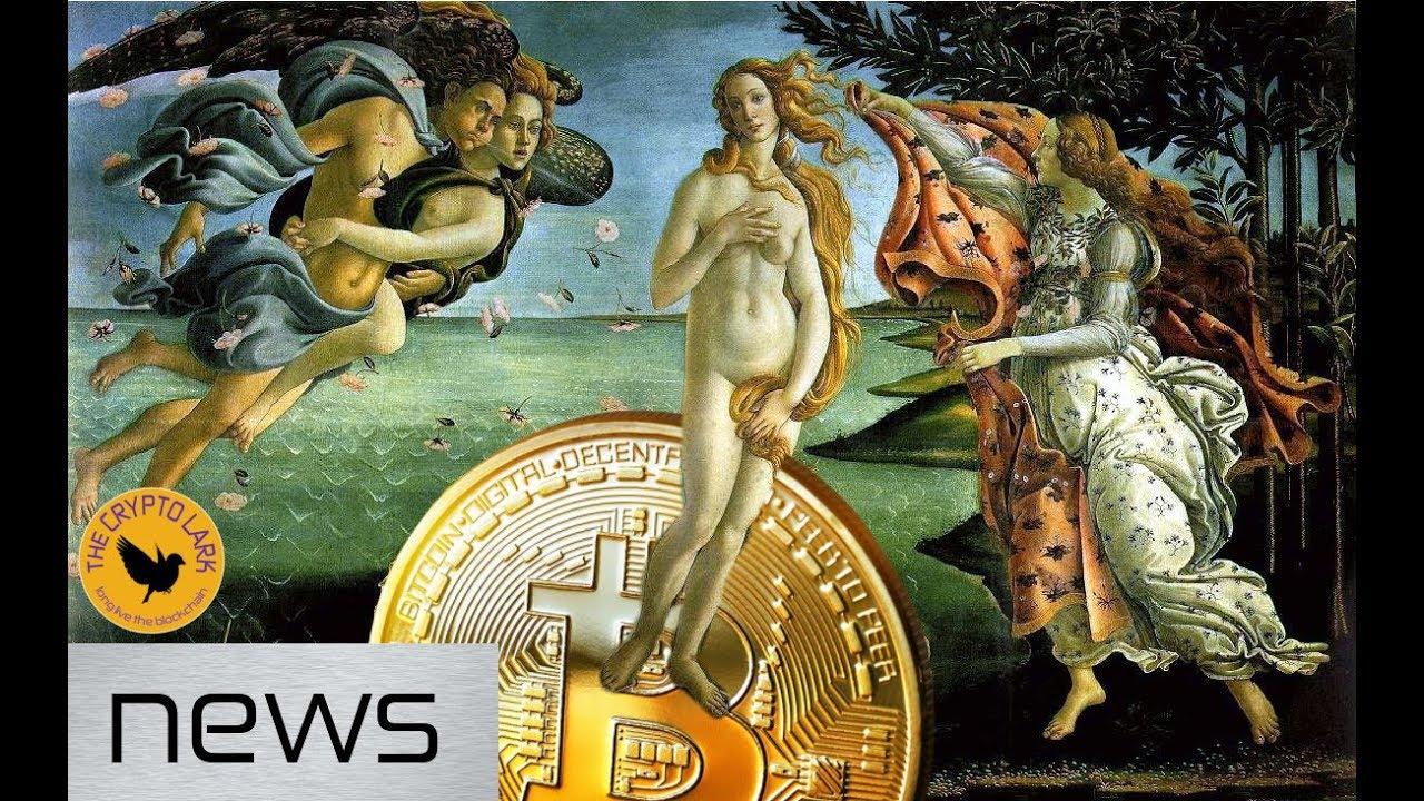 Bitcoin & Cryptocurrency News - Bitcoin Milestone, VC Bullish on Crypto, and Fine Art