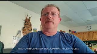 Video Series: Pennsylvanians Want Community Solar: Steve Lynn