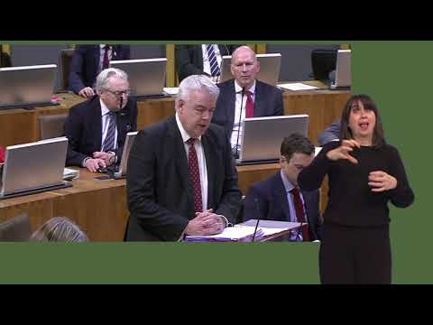 FMQs 13/02/18 BSL English subtitles / CPW 13/02/18 BSL Is-deitlau Saesneg