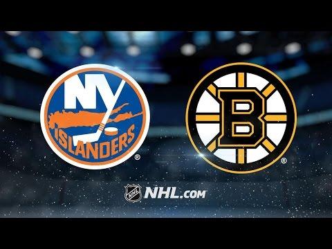 Greiss leads Islanders in 4-0 shutout of Bruins