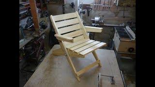 Кресло для дачи. Homemade chair.