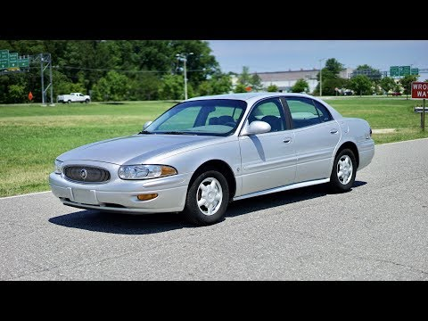 Davis AutoSports 2001 Buick LeSabre For Sale / Only 50k Original Miles