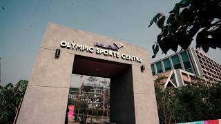 Launch of Olympic Sports Complex at Palava