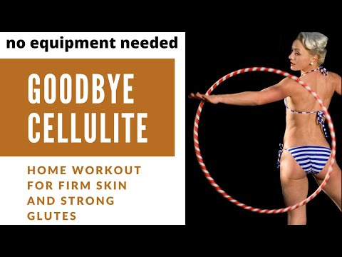 Firm bum, reduce cellulite, workout at home with no equipment, exercises to tone your bottom
