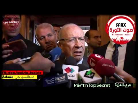 "BCE Beji Caied Essebsi insulte un journaliste ""Vas te faire en****"""