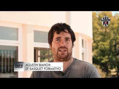 INFO.BATARAZ  Noticias y entrevista a Agustín Bianchi