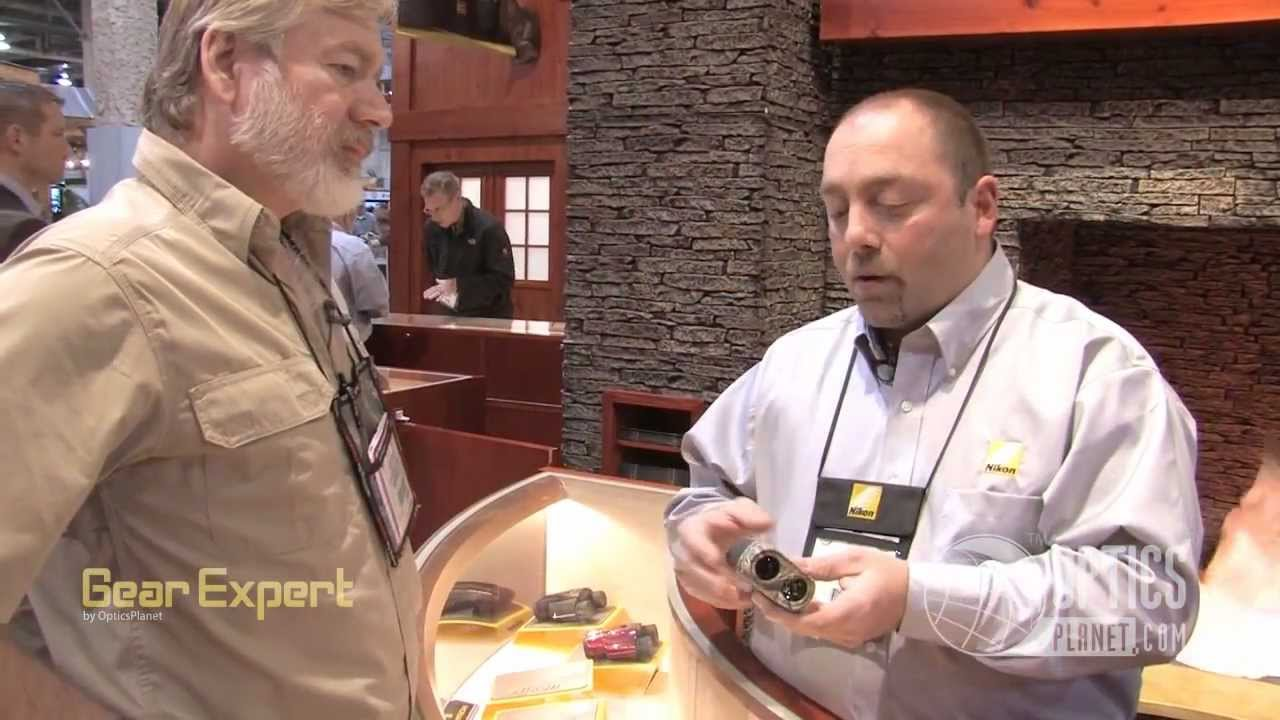 Nikon Entfernungsmesser Prostaff 5 : Nikon prostaff 3 & 5 laser rangefinders new @ shot show