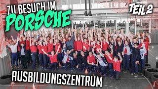 JP Performance - Zu Besuch im Porsche Ausbildungszentrum | Teil 2