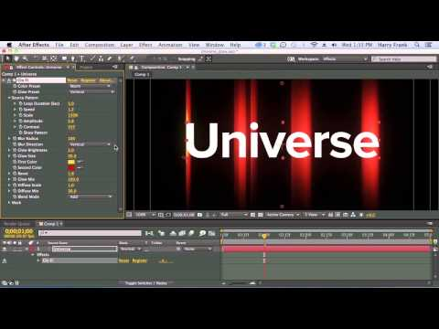 Getting Started With Universe Glo-Fi