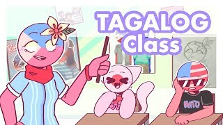 [countryhumans Short Animatic] Tagalog For Online Games!