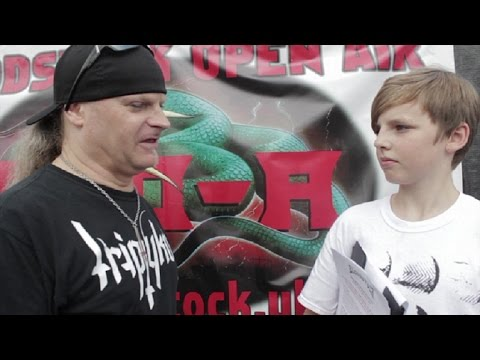 Triptykon Interview w/ EQPTV | Tom G. Warrior | Bloodstock 2014