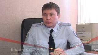В Уфе полицейские задержали подозреваемого в разбойном нападении(, 2016-03-29T04:37:55.000Z)
