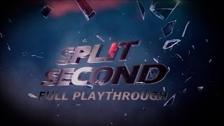 Split Second - Full Playthrough - No Commentary/Uncut (HD PC Gameplay)