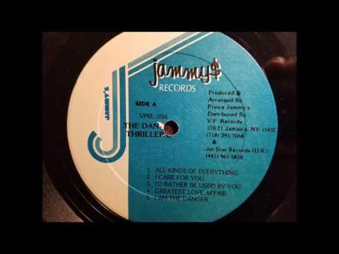 Thriller U -  I Care For You - Jammy's LP - 1988