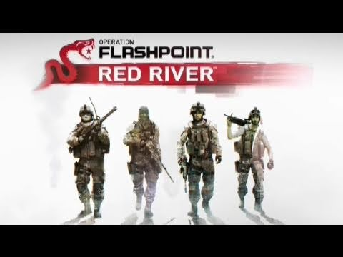 Operation Flashpoint: Red River - Part 1: Advanced Training Gameplay (2011) OFFICIAL | HD