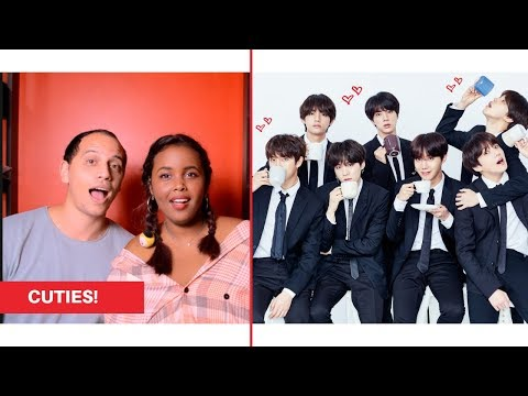 BTS 2018 PACKAGE - CUTE AND FUNNY MOMENTS REACTION (BTS REACTION)