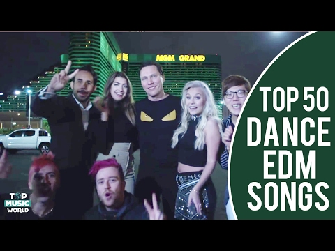 Top 50 Dance EDM Songs Of The Week - February 25, 2017
