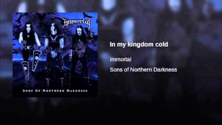 In my kingdom cold