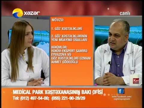 Medical Park xazar tv 18.04.2013