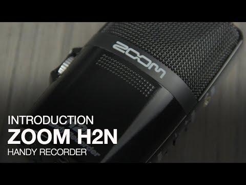 Zoom H2n Handy Recorder | Zoom