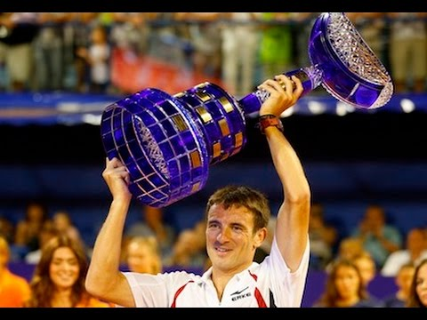 Tommy Robredo, Spaniard Warrior