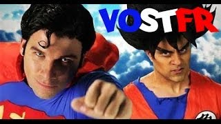 VOSTFR : Goku vs Superman - Epic Rap Battles of History saison 3